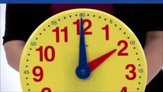 [러닝리소스 공식수입원 생각투자] 선생님용 대형학습시계…