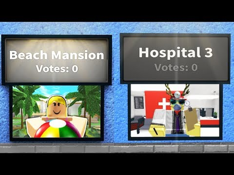 NEW Roblox MM2 MAPS (BEACH HOUSE & HOSPITAL 3)