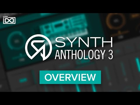 UVI Synth Anthology 3 | Overview