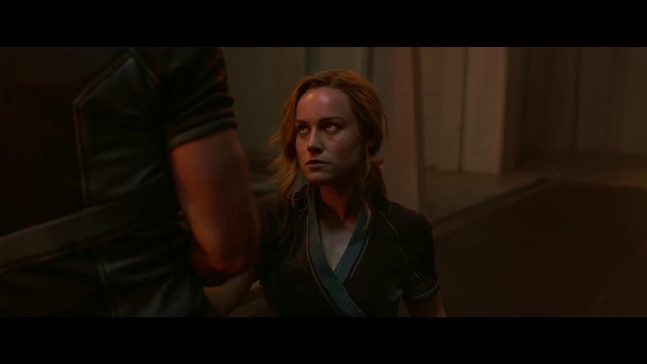 Captain Marvel - Extrait : Raconte-moi ce rêve (VOST)