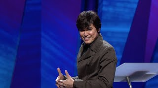 Joseph Prince - Five Words To Live By-The Battle Is The Lord's - 10 Jan 16