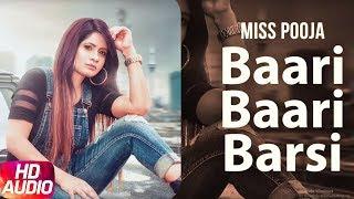Baari Baari Barsi Song Miss Pooja G Guri Latest Punjabi Song 2017 Speed Records