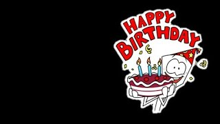 bar bar din ye aaye (Happy Birthday wishes song for WhatsApp status 30 second In Hindi)