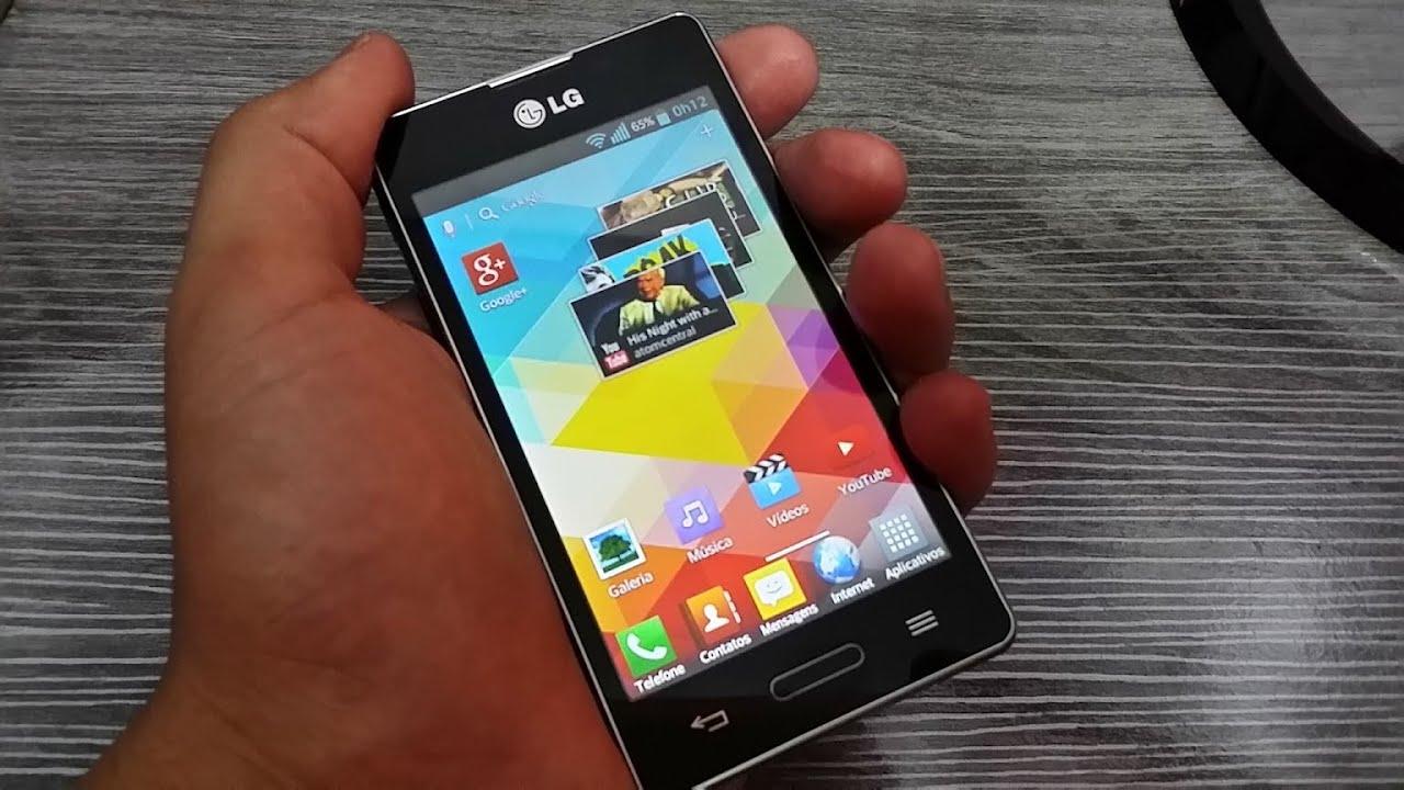 LG Optimus L5 II - E450 - Análise e Testes