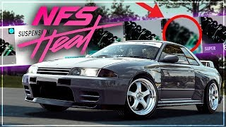 ❗THIS SUSPENSION SETUP IS OVERPOWERED❗ - Need for Speed Heat (Fastest Car Guide)