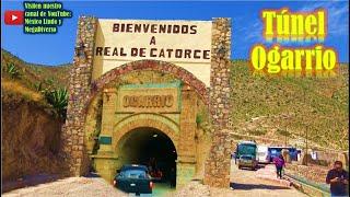 Túnel OGARRIO Único acceso a REAL de 14 Pueblo Mágico 💖