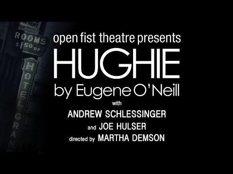 ANDREW SCHLESSINGER WINS BEST LEAD ACTOR AWARD for Eugene O'Neill's HUGHIE