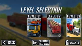 Offroad Highway Truck Driver Transport Games / Android Game / Game Rock