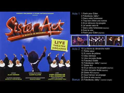2. Fabuleuse, baby ! [Sister Act, le musical]