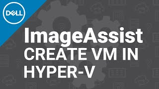 Creating a Virtual Machine in Hyper-V Manager