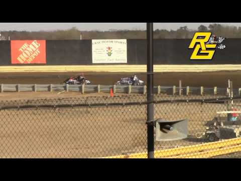 NEWS 602 Crate Sprint Feature at New Egypt Speedway 4-18-15