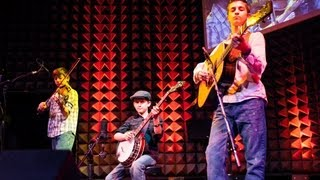 Teenaged boy wonders play bluegrass | The Sleepy Man Banjo Boys