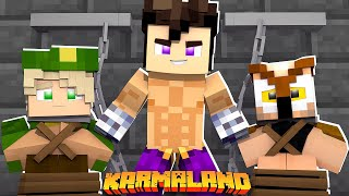 KARMALAND - SECUESTRAMOS A WILLY Y FARGAN