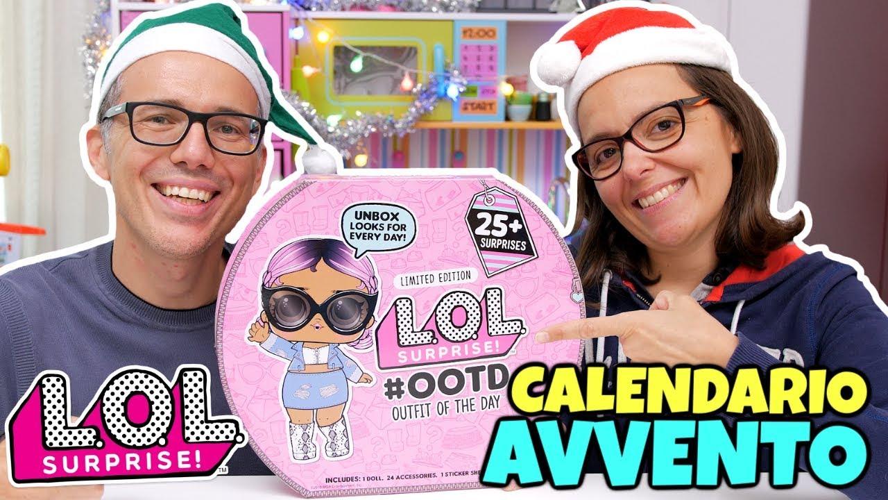 Lol Surprise Calendario Dellavvento.Lol Surprise Calendario Dell Avvento Outfit Of The Day