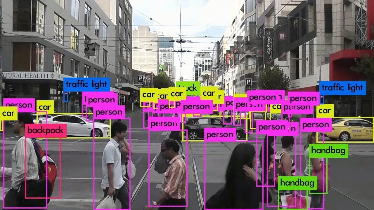 YOLOv3 - Object Detection