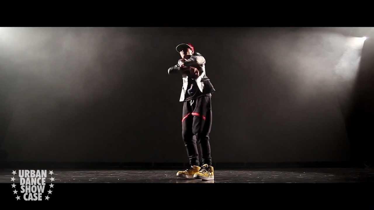 "Di ""Moon"" Zhang (IaMmE Crew) :: Solo Performance (Choreography) :: Urban Dance Showcase"
