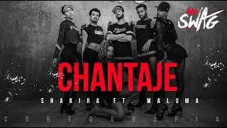 Chantaje - Shakira ft. Maluma | FitDance SWAG (Choreography) Dance Video