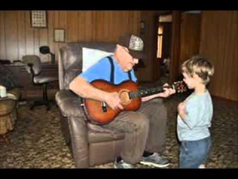 Pete Kelly sings Grandpa's lead guitar