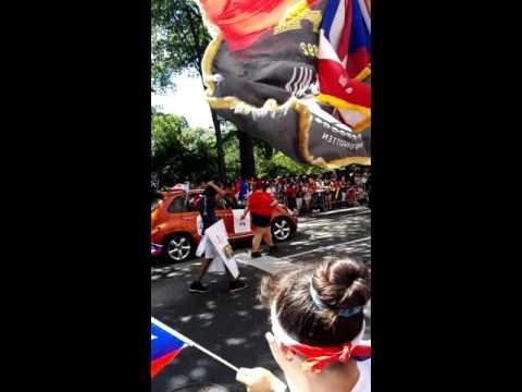 Puerto Rican Day Parade 2016