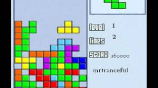 Trance Techno -  Tetris (Remix)