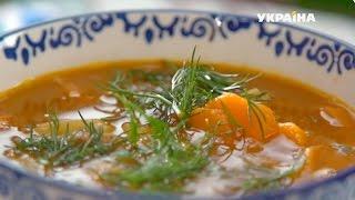 Готовим венгерский фасолевый суп | Кулинарная академия