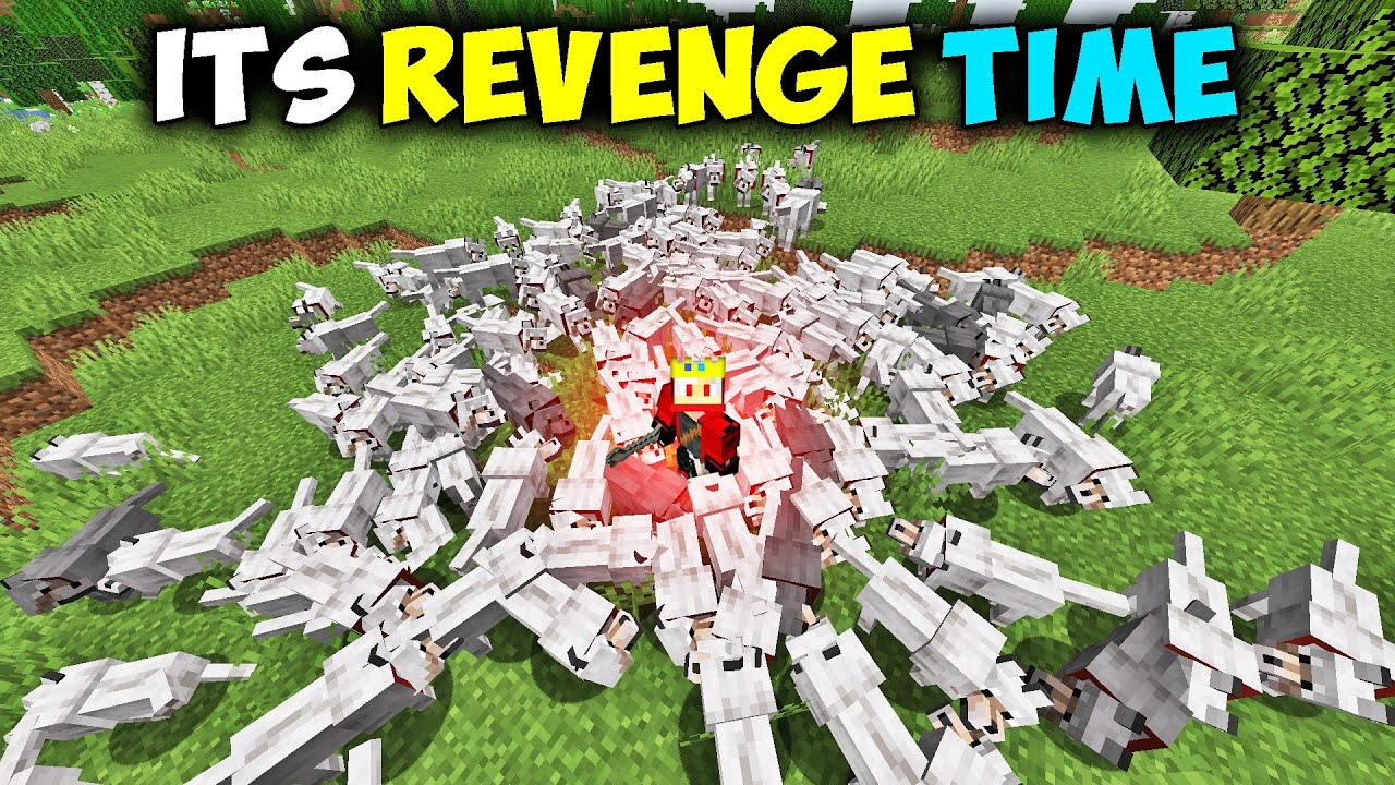 Download My BROTHER KILLED My DOG in Minecraft So I Got REVENGE on our Minecraft SMP Server   PAPPU SMP