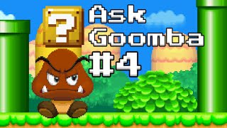 One of TheLonelyGoomba's most viewed videos: Ask Goomba #4 (ft. Cobanermani456)