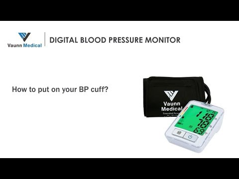how-to-put-on-your-vaunn-medical-blood-pressure-monitor-bpm-cuff?
