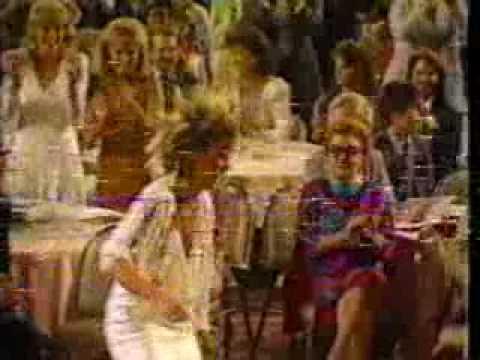 Kim Zimmer 1985 Emmy Win