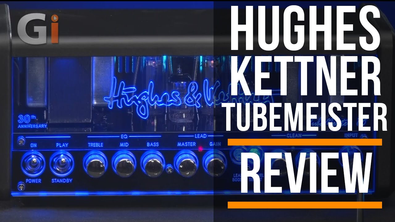 review hughes and kettner tubemeister 18 head 30th anniversary guitar interactive magazine. Black Bedroom Furniture Sets. Home Design Ideas