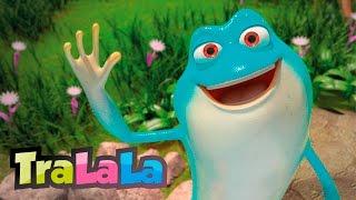 Repeat youtube video Oac, oac, diri-diri-dam - Cântece pentru copii   TraLaLa