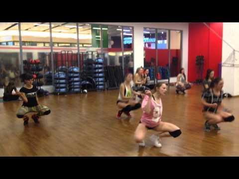 Katarina Dallas | Girls Total Workout | All 2 @ Family Dance Studio, March 2015