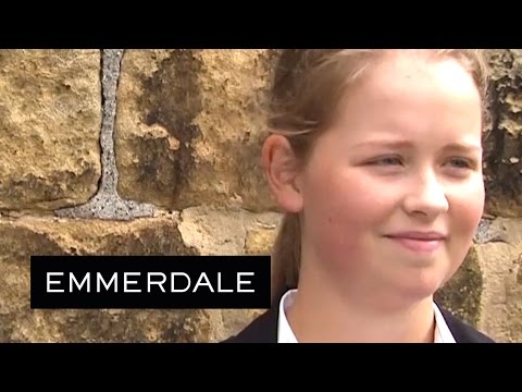 Emmerdale - The Dingles Welcome Liv To The Family