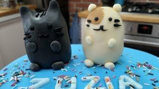 Pusheen Cat, Hamster, TORT PUSHEEN