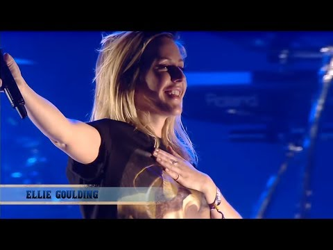 Ellie Goulding - Love Me Like You Do (Hangout Festival Live 2016)