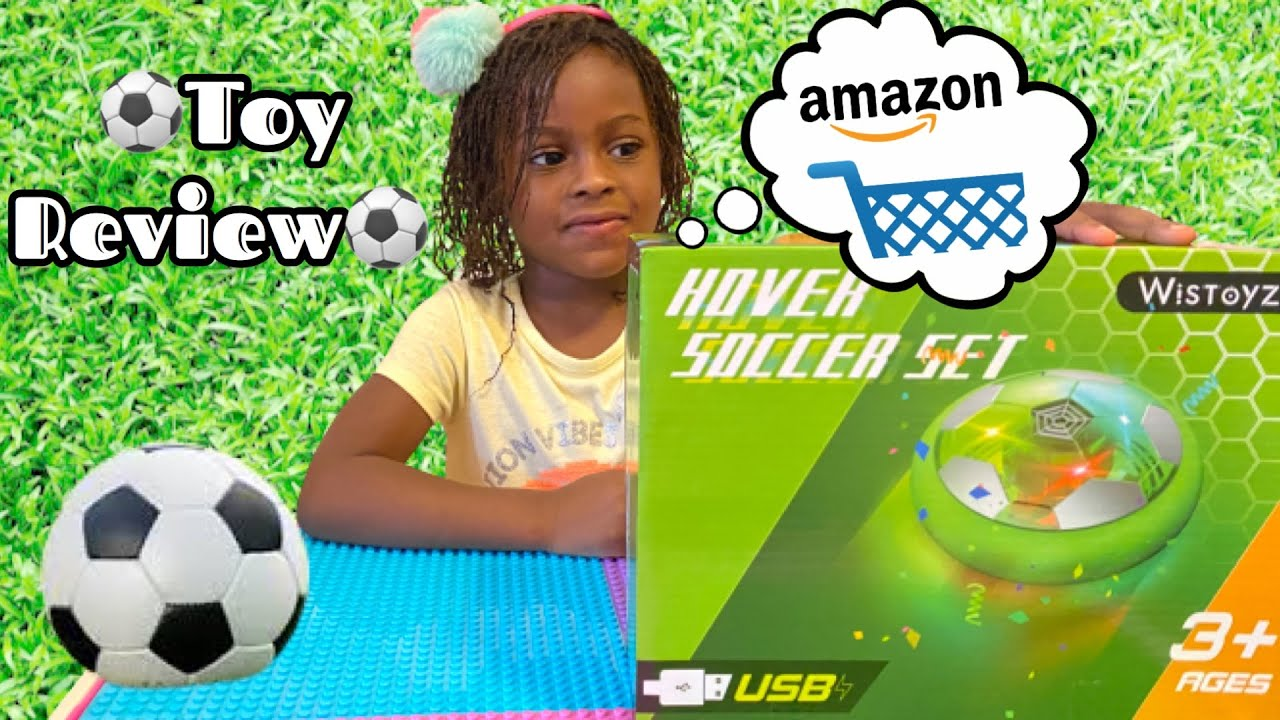 WisToyz Review| Toy Review| Soccer for Toddlers| Kids Soccer| Kids Review| Amazon Toys| Viral Kids