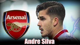 Welcome To Arsenal Andre Silva? Skills, Goals And Assists 2021!