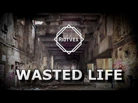 "Oldschool Rap Beat - ""WASTED LIFE"" 