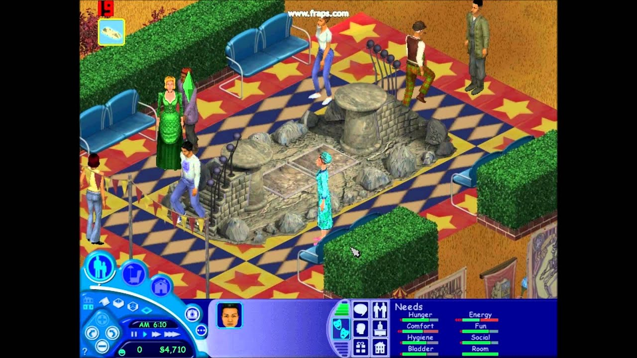 The Sims 1- Magic Duels - YouTube