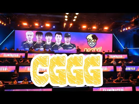 ฟีฟายโปรลีค ช็อตCGGGได้แชมป์ในเกมส์ที่3 ( cggg )
