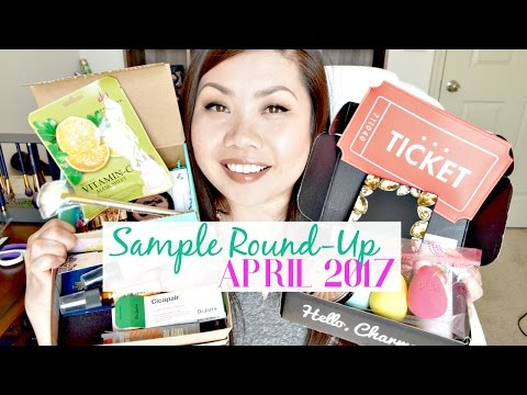 Subscription box Round-Up  //  April 2017