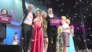 Клип Банкет Орифлэйм Украина 2014
