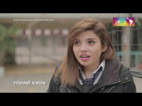 """Consulta """"Diles qué quieres aprender"""". Liceo 1 Javiera Carrera, Santiago de Chile"""