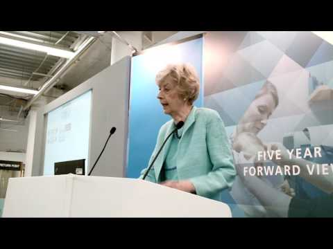 Vision of Better Births – Baroness Julia Cumberlege and Sir Cyril Chantler