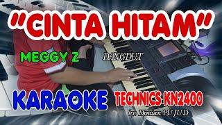 Download lagu CINTA HITAM DANGDUT KARAOKE/TANPA VOKAL + LIRIK HD     II    COVER TERAS KARAOKE