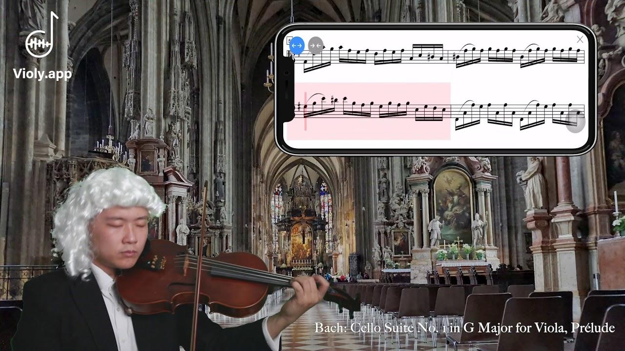 Violy - Smart Violin, Viola & Cello Partner - by Mango
