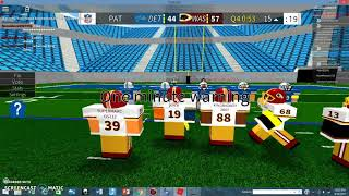 Roblox | How Did I Catch That - legendary football gameplay