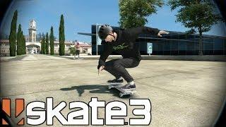 Skate 3 - Partida DISPUTADA de S.K.A.T.E - Parte #64