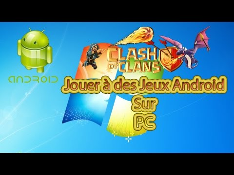 jouer des jeux android sur pc avec bluestacks youtube. Black Bedroom Furniture Sets. Home Design Ideas