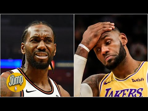 Lakers or Clippers: Who's under more pressure in the bubble? | The Jump